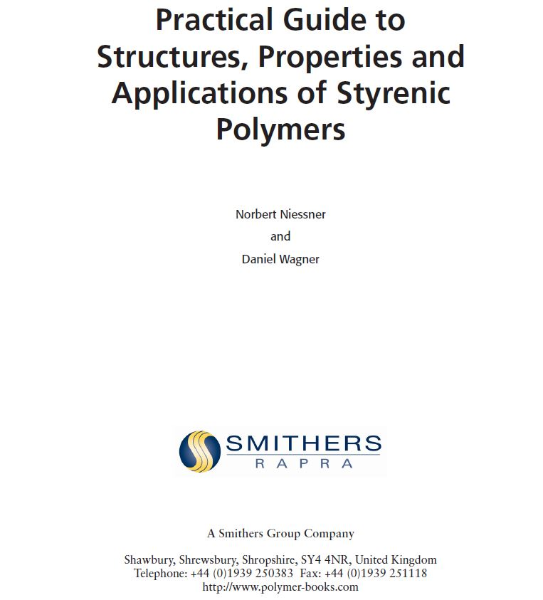 Practical Guide to Structures, Properties and Applications